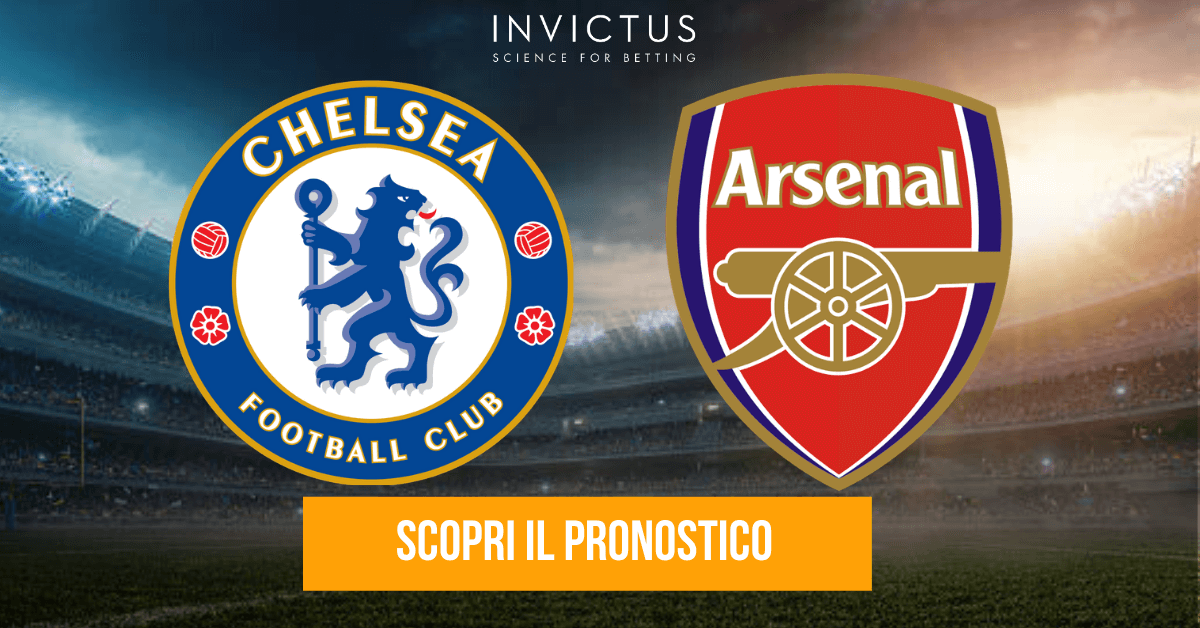pronostico chelsea - arsenal