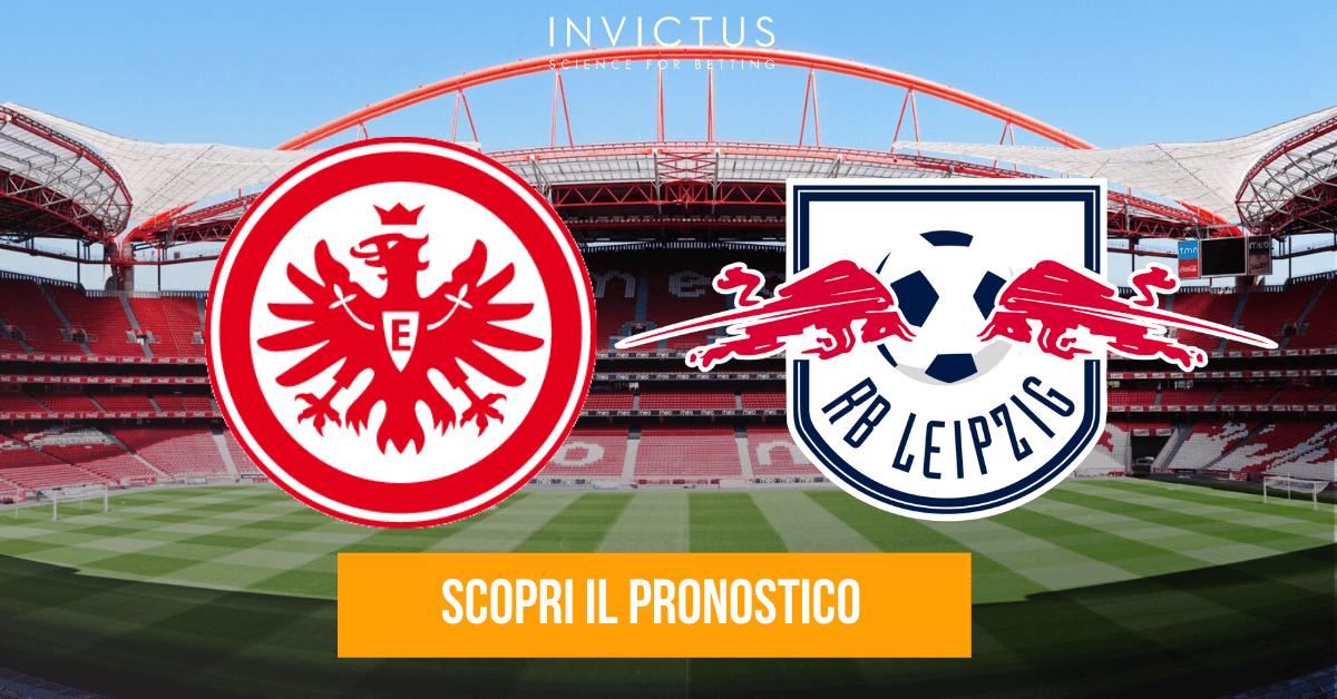 Eintracht Francoforte – RB Lipsia: analisi tattica, statistiche e pronostico