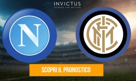 Napoli – Inter: analisi tattica, statistiche e pronostico