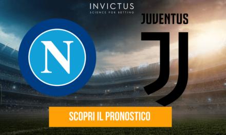 Napoli – Juventus: analisi tattica, statistiche e pronostico