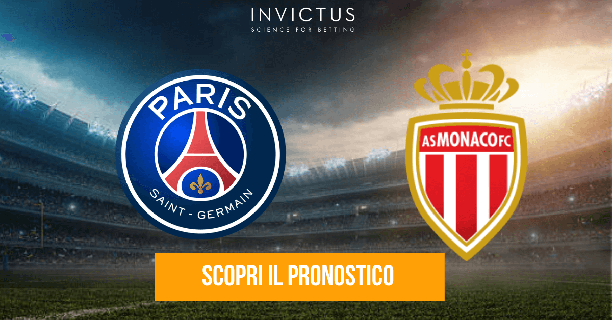 pronostico paris saint germain - monaco