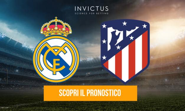 Real Madrid – Atletico Madrid: analisi tattica, statistiche e pronostico