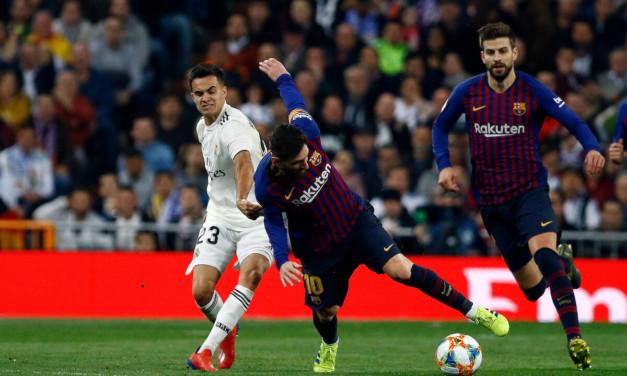La lotta tra Real e Barca per il titolo potrebbe favorire le inseguitrici