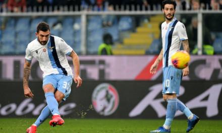 Le pagelle di Genoa-Lazio: Immobile sempre più grande, nei rossoblu bene Cassata. Male Masiello