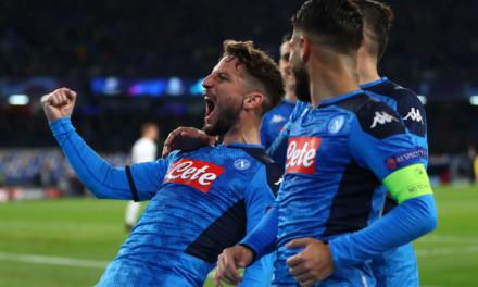Le pagelle di Napoli-Barcellona: Mertens da record, Ter Stegen c'è, male Vidal