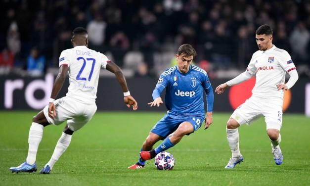 Le pagelle di Lione-Juventus: Aouar incanta, malissimo Bonucci e Cuadrado