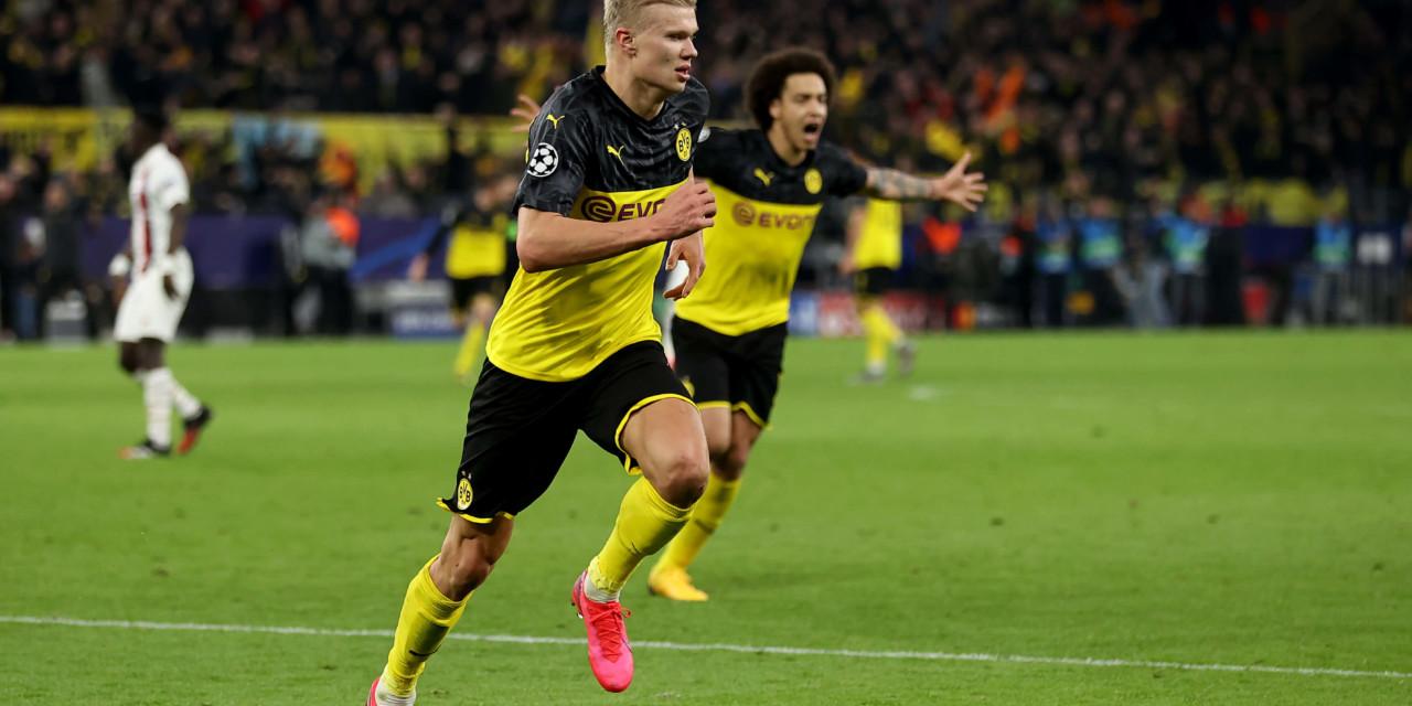 Le pagelle di Borussia Dortmund-Paris Saint Germain: Haaland fenomeno, Emre Can domina a centrocampo. Neymar tiene vivi i francesi