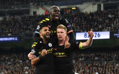 Le pagelle di Real Madrid-Manchester City: De Bruyne favoloso, bene Gabriel Jesus. Follia di Sergio Ramos che si fa espellere