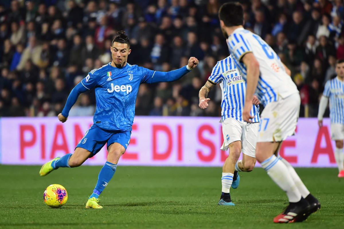 Lazio Genoa Cristiano Ronaldo