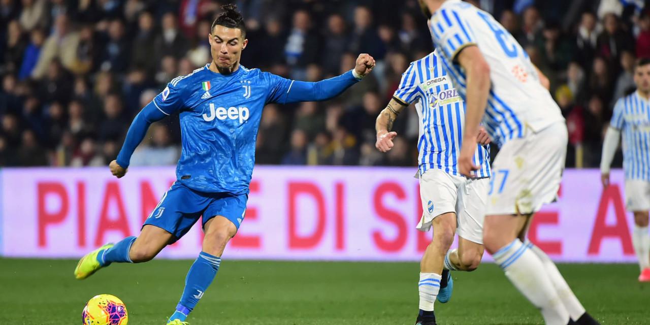 Le pagelle della 25a giornata: Lazio e Genoa danno spettacolo, Cristiano Ronaldo infrange record. Il Brescia sempre più in basso