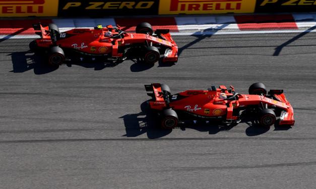 Ferrari: i test di Barcellona non sono andati bene. Strategia o vera crisi?