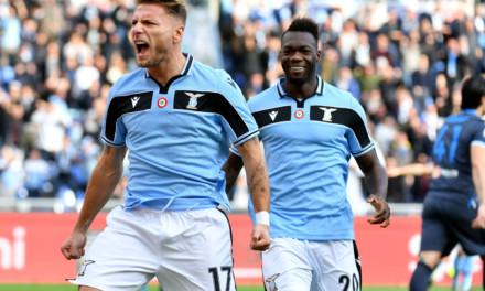 Lazio da sogno: un super Immobile abbatte la Spal 5-1, biancocelesti al secondo posto