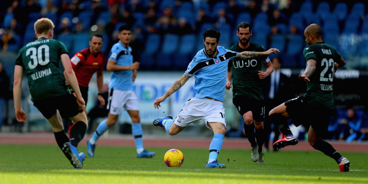 Le pagelle di Lazio-Bologna: Luis Alberto semplicemente magnifico, nei rossoblu malissimo Danilo