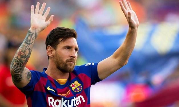 Messi se ne va dal Barcellona?