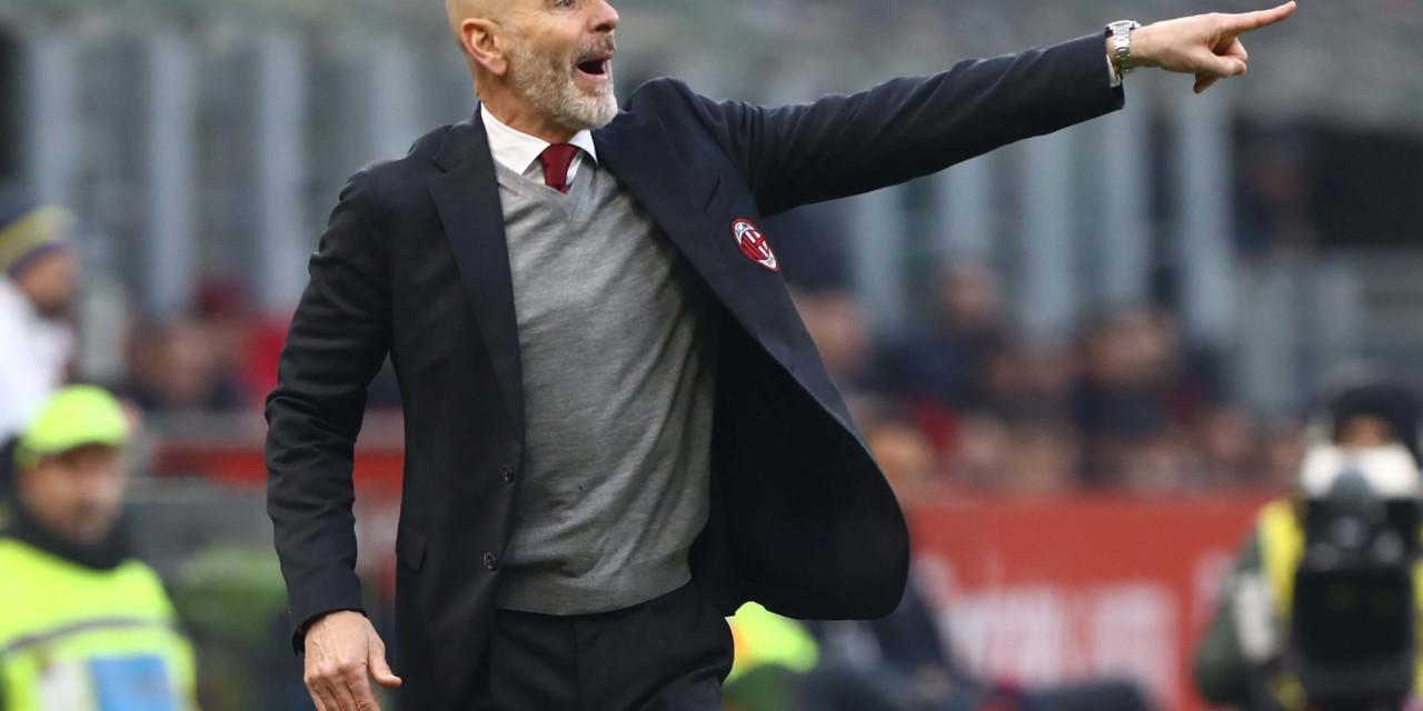 Milan: dopo un brutto derby Pioli cerca il riscatto in Coppa Italia