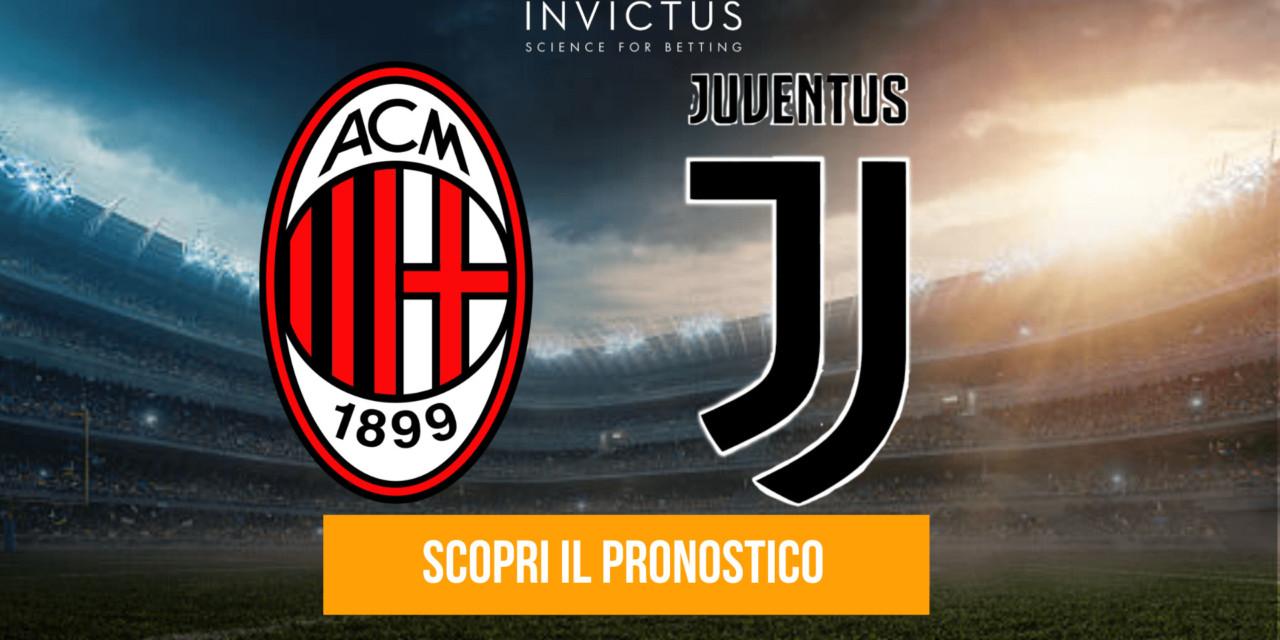 Milan – Juventus: analisi tattica, statistiche e pronostico
