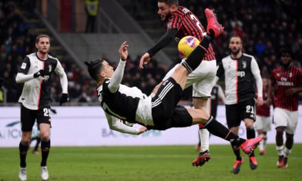 Le pagelle di Milan-Juve 1-1: Rebic illude i rossoneri, Cristiano Ronaldo unico faro bianconero