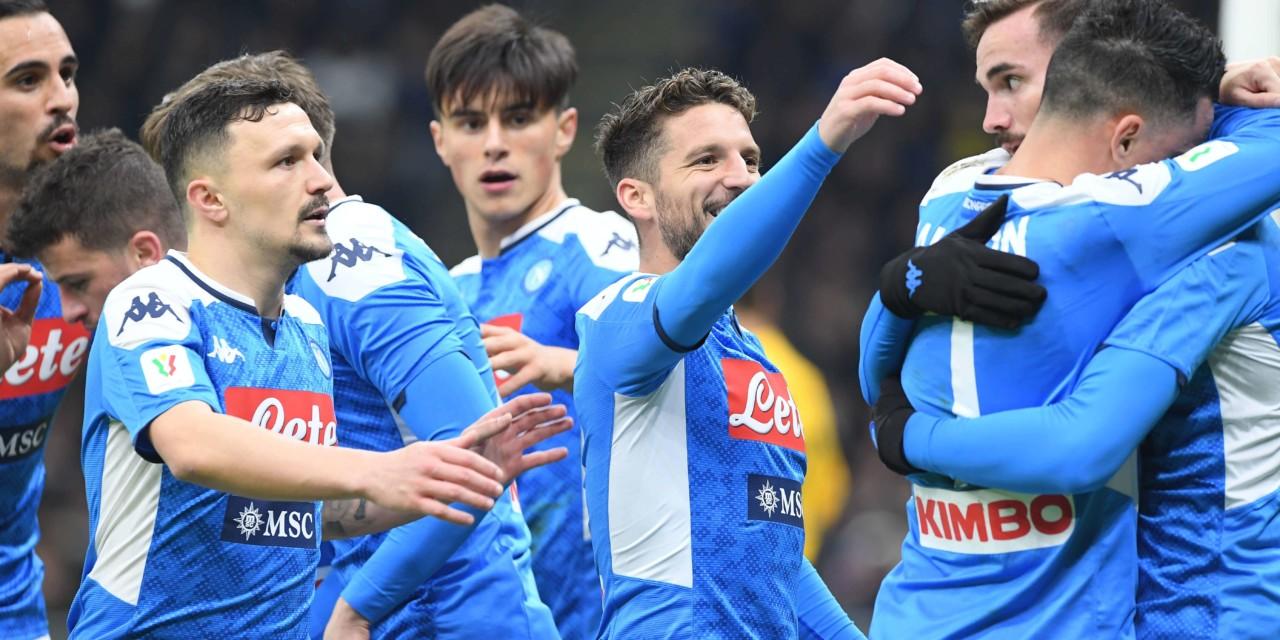 Le pagelle di Inter-Napoli: Fabian Ruiz fa un capolavoro, male Brozovic