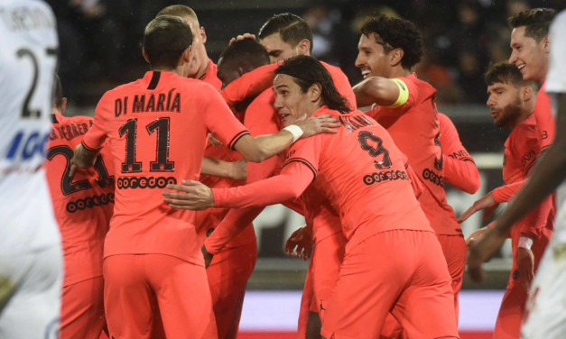 Il racconto della 25esima giornata di Ligue 1