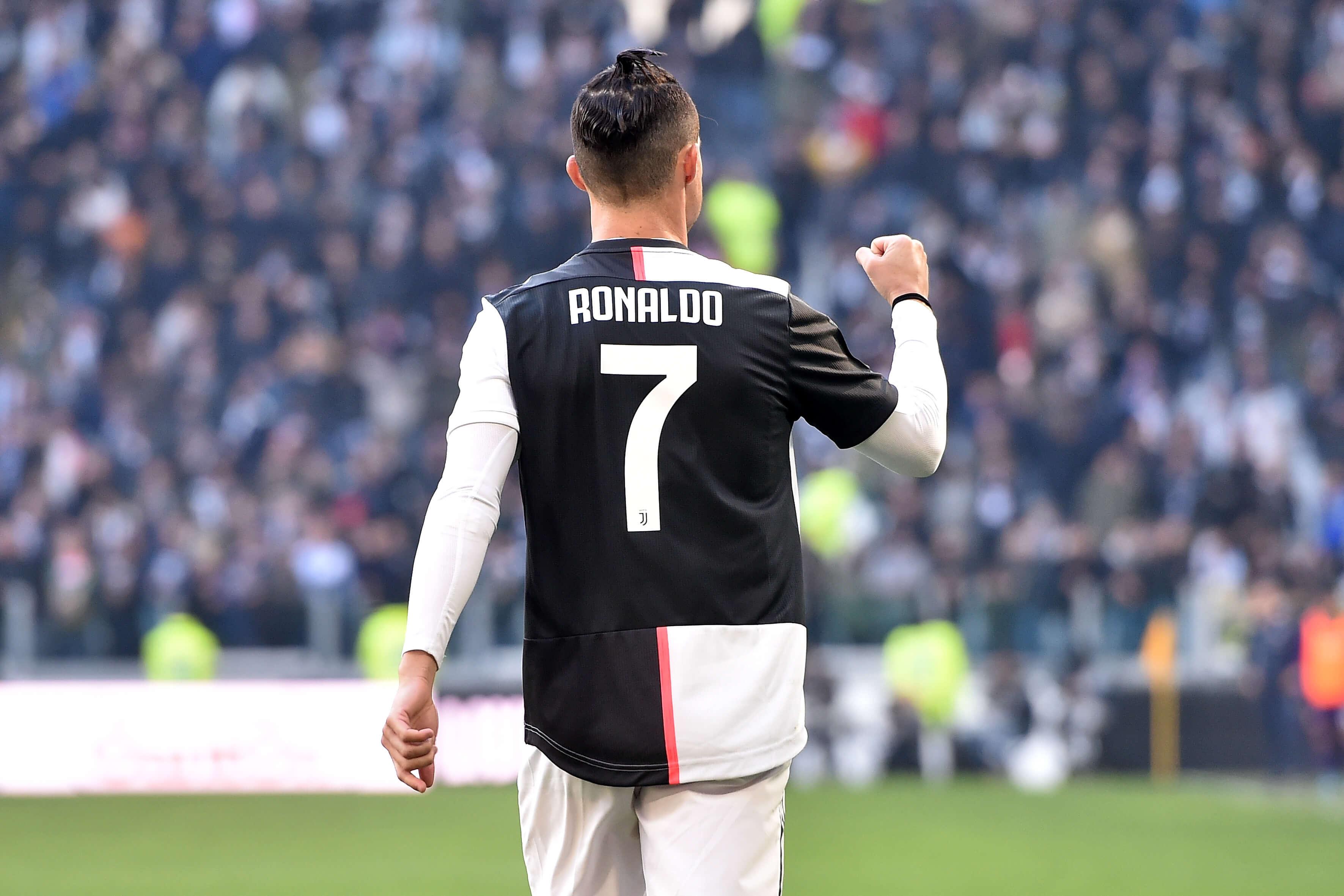 Milan Mertens Cristiano Ronaldo