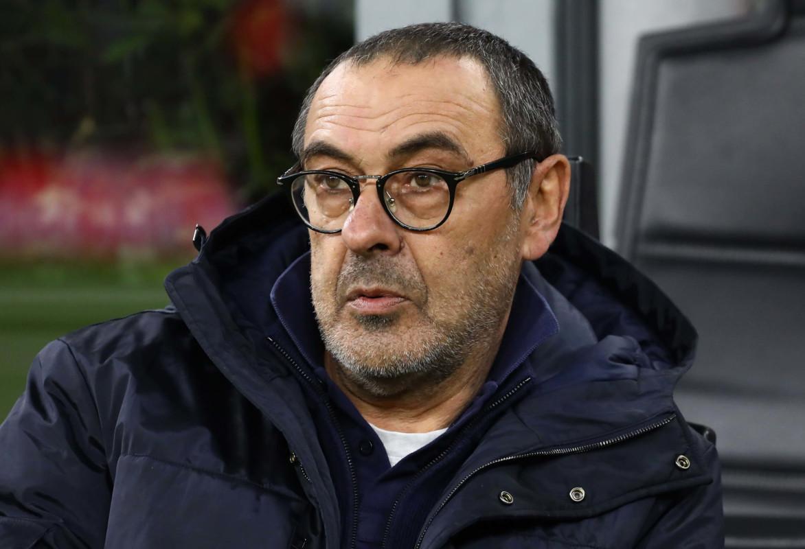 Sarri Bonucci Juventus