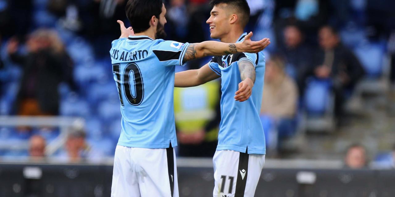 Lazio, sei grande! Luis Alberto e Correa stendono un grande Bologna e regalano ad Inzaghi il primo posto