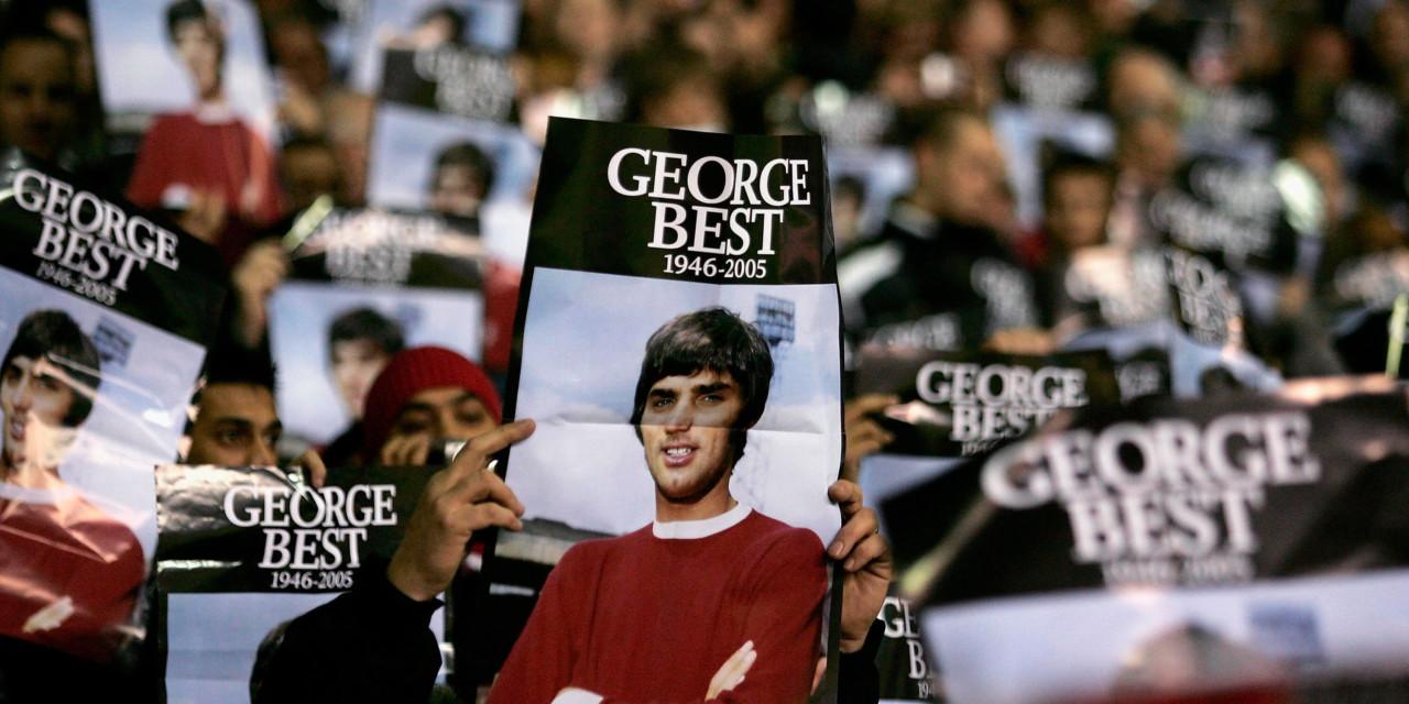 """George Best frasi e vita: l'ascesa e il declino del """"quinto Beatles"""""""