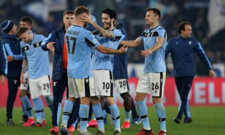 Le pagelle della 24a giornata: la Lazio vola sempre più in alto. Roma e Sampdoria, che disastro!