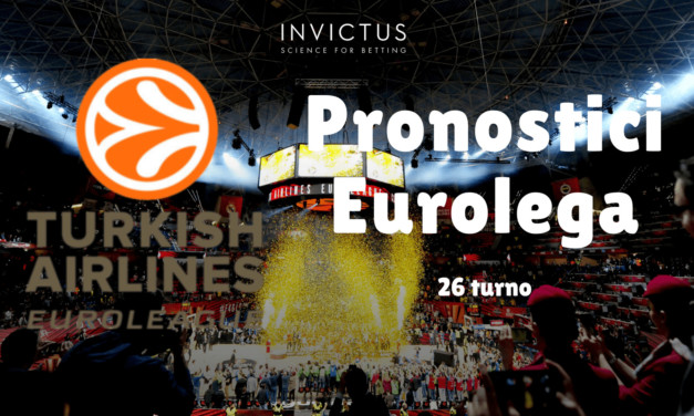 Pronostici Eurolega: 26 turno