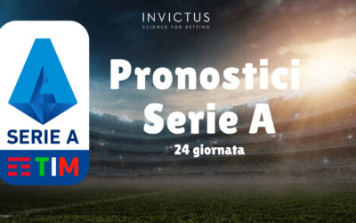 Pronostici Serie A: 24 giornata