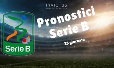 Pronostici Serie B del 7 – 10 Febbraio