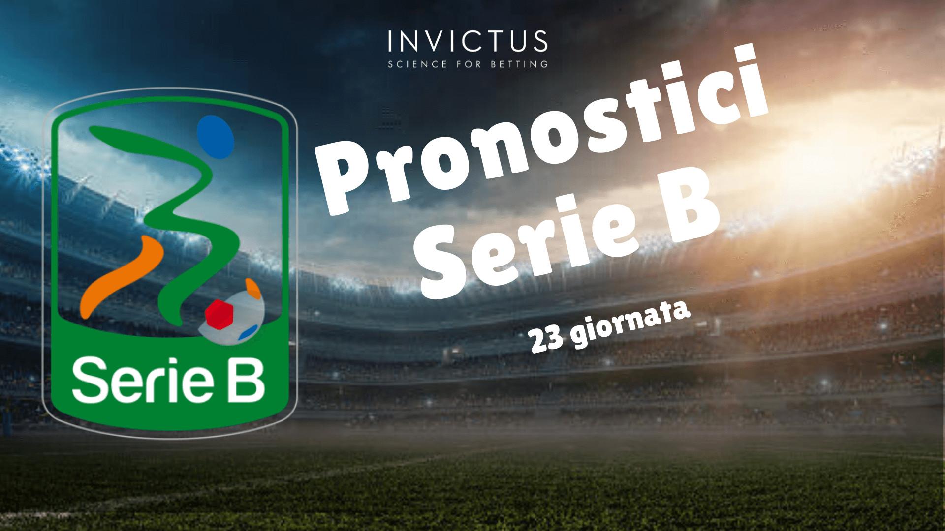 Pronostici Serie B Del 7 10 Febbraio Invictus Blog