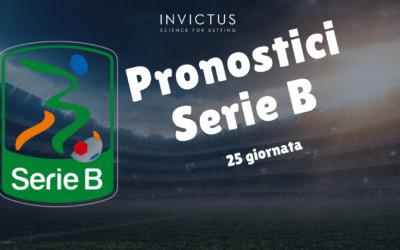Pronostici Serie B: 26 giornata