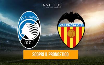 Atalanta – Valencia: analisi tattica, statistiche e pronostico