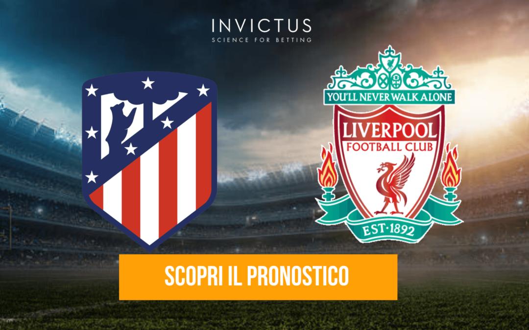 Atletico Madrid – Liverpool: analisi tattica, statistiche e pronostico