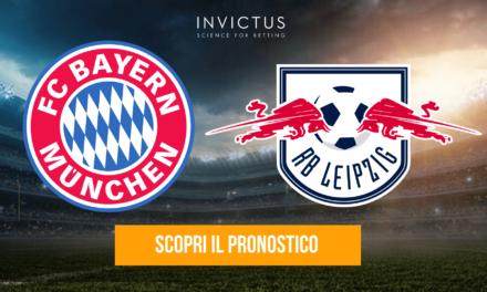 Bayern Monaco – RB Lipsia: analisi tattica, statistiche e pronostico