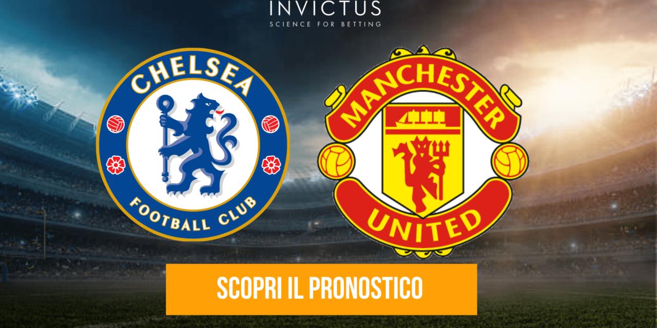 Chelsea – Manchester United: analisi tattica, statistiche e pronostico