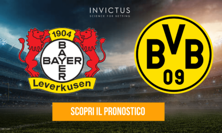 Bayer Leverkusen – Borussia Dortmund: analisi tattica, statistiche e pronostico