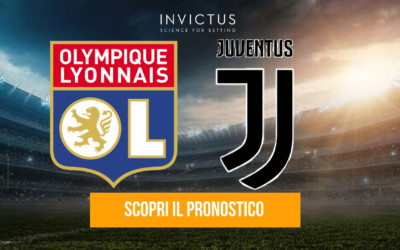 Lione – Juventus: analisi tattica, statistiche e pronostico