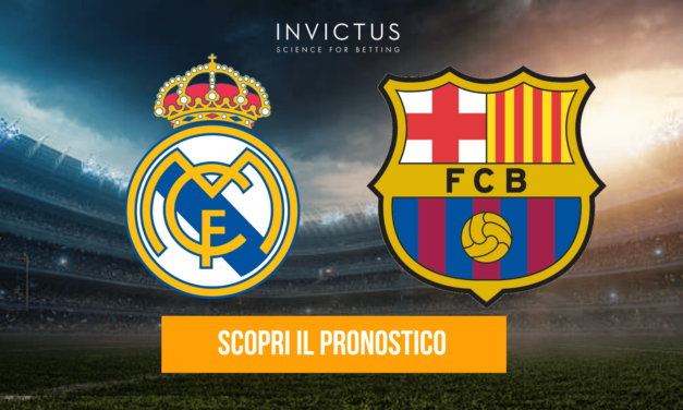 Real Madrid – Barcellona: analisi tattica, statistiche e pronostico