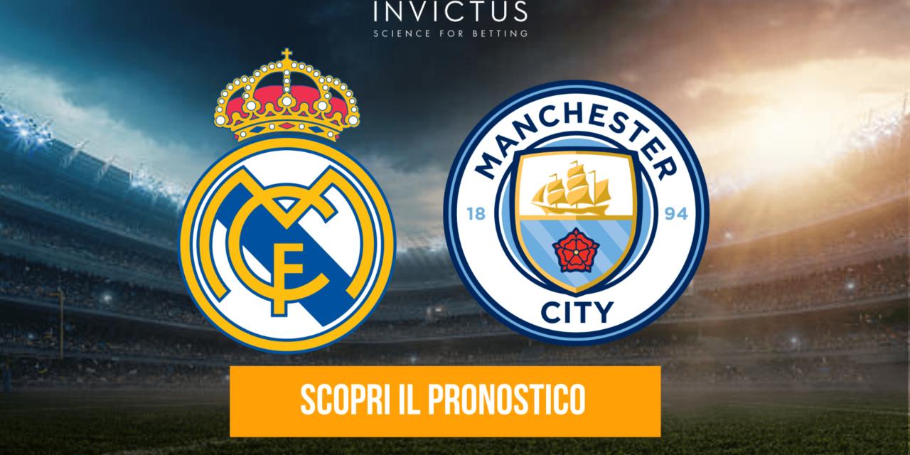 Real Madrid – Manchester City: analisi tattica, statistiche e pronostico
