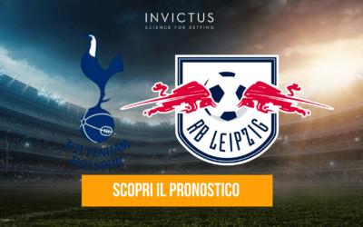 Tottenham – RB Lipsia: analisi tattica, statistiche e pronostico