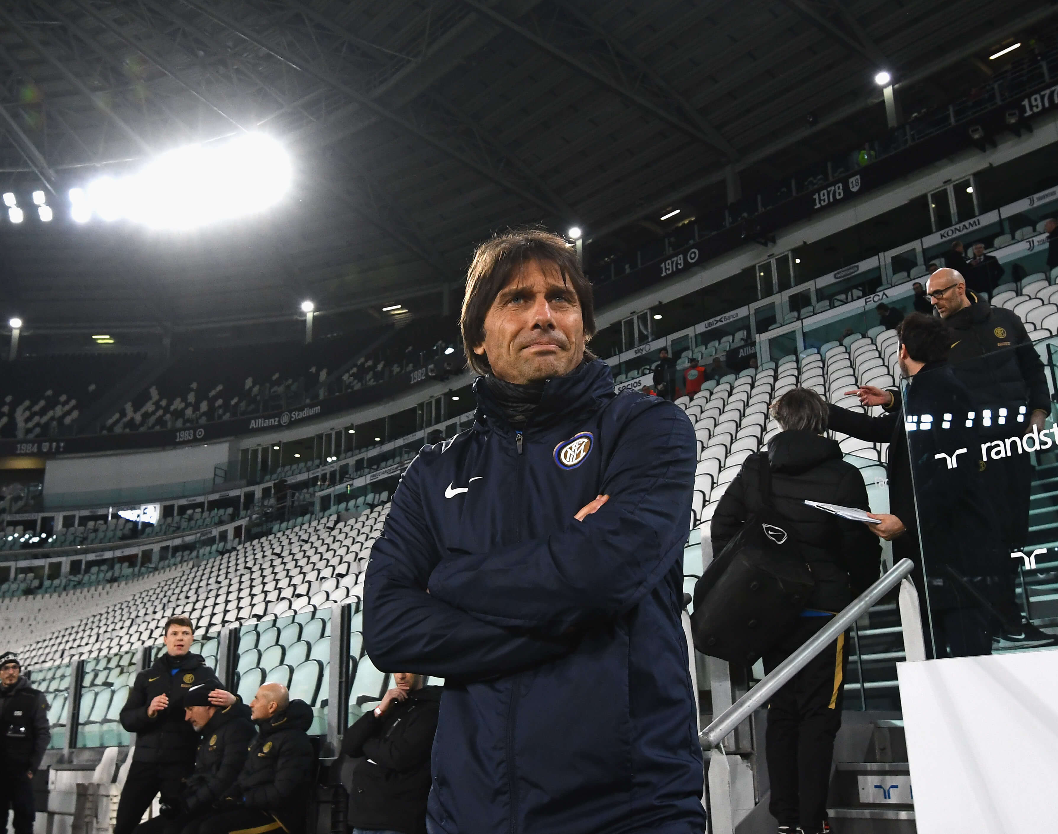 Juventus Inter Sarri Conte Dybala