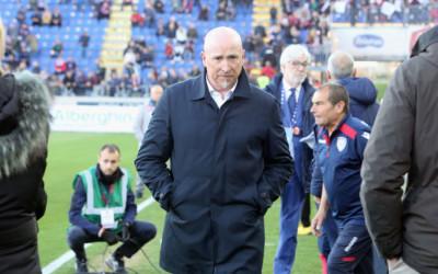 Cagliari, ora è ufficiale: Rolando Maran non è più l'allenatore dei sardi