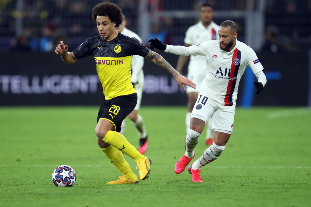 Paris Saint Germain Borussia Dortmund