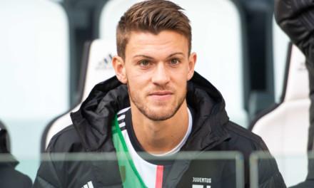 Rugani positivo al Coronavirus: Juventus ed Inter in quarantena