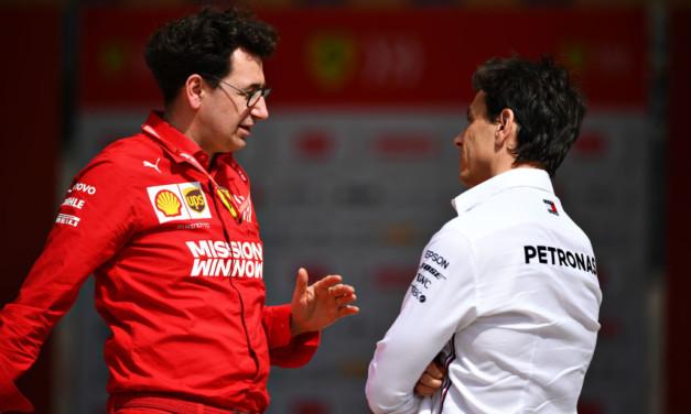 FIA-Ferrari-Mercedes: scontro totale in Formula 1