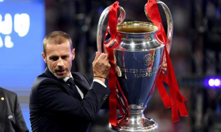 """Ceferin: """"La UEFA sta cercando il modo migliore per andare avanti, sono ottimista per il futuro"""""""
