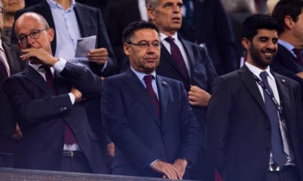 Barcellona: Messi e compagni rifiutano l'offerta di Bartomeu per il taglio degli stipendi