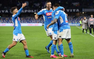 Le pagelle di Napoli-Torino: brillano Manolas e Di Lorenzo, il Torino cade sempre più in basso